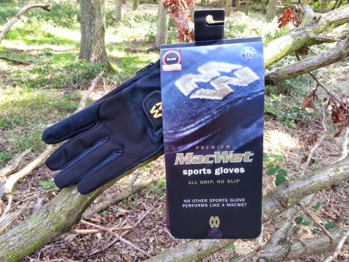 Walks And Walking - MacWet Sports Short Cuff Gloves