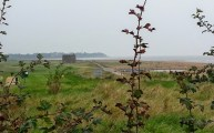 Walks And Walking - Felixstowe Ferry Walking Route Martello Tower