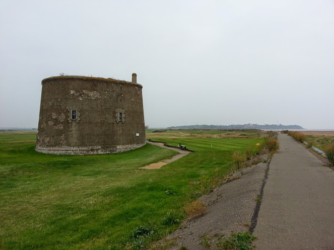 Walks And Walking - Felixstowe Ferry Walking Route