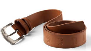 Scruffs Vintage Leather Belt (£14.95+VAT)
