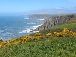 Walks And Walking - Morwenstow Walk In Cornwall - Hawkers Hut