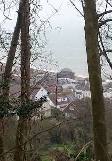 Walks And Walking - Sandgate Circular Walk in Kent - Nick's View