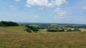 Walks And Walking - Etchinghill Walk In Kent - Farthing Common