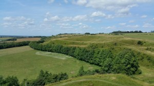 Walks And Walking - Etchinghill Walk In Kent - North Downs Way