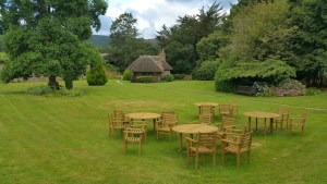 A Week At Holnicote House With HF Holidays - Gardens