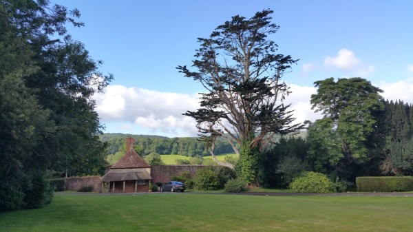 A Week At Holnicote House With HF Holidays - Guns Cottage With View