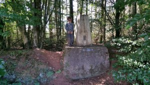 HF Holidays 7 Mile Linear Easy Walk to Dunster - Hidden Trig Point