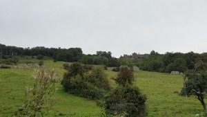 Walks And Walking - West Hythe Walk In Kent - Lympne Castle
