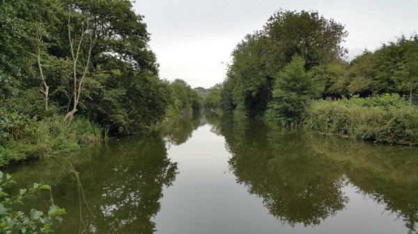 Walks And Walking - West Hythe Walk In Kent - Royal Military Canal