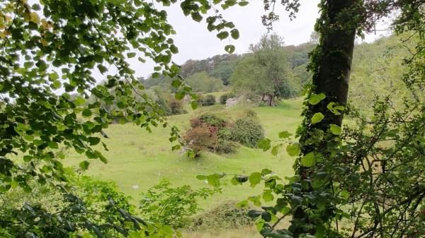 Walks And Walking - West Hythe Walk In Kent - Stutfall Castle Remains