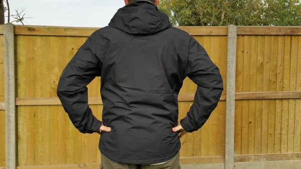 Sprayway - Men's Maxen GORE-TEX Jacket Review - Back
