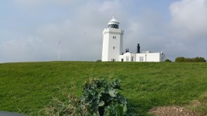Walks And Walking - White Cliffs Of Dover Walk In Kent - South Foreland Lighthouse