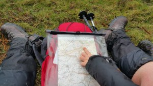 Darwin Forest Country Park Walks - Elam To Abney - Map Check