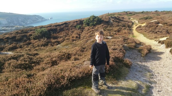 HF Holidays Guided Walk - The Needles Circular Walking Route - Headon Warren