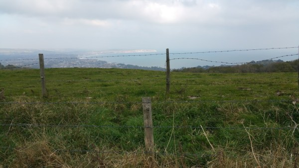 HF Holidays Guided Walk – Godshill Circular Walking Route - St Boniface Down View Point