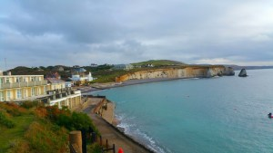 HF Holidays Self Guided Walk – Yarmouth Walking Route - Freshwater Bay