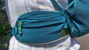 Montane Featherlite 23 Day Pack - Zip Pockets Waist Straps