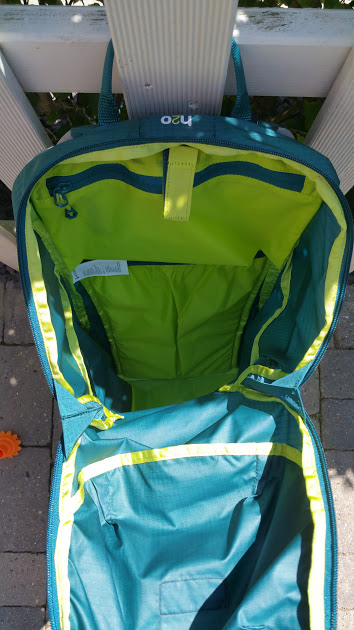 Montane Featherlite 23 Day Pack - Inside