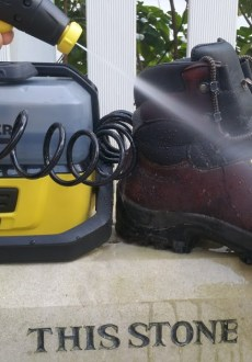 Karcher OC3 Portable Cleaner - 5 bar pressure