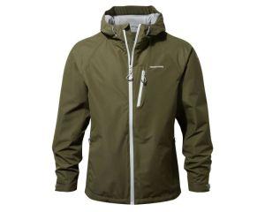 Craghoppers Fenton jacket dark moss