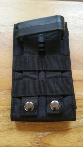 Essential Walking Accessories - Clakit Strap Pack - Back