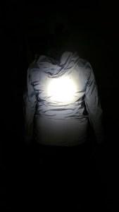 Mountain Warehouse Active - Dashing Reflective Women's Jacket - Night Back