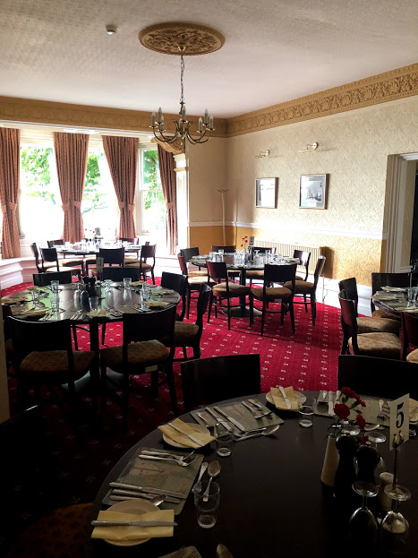 Larpool Hall Dining Area