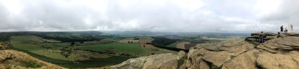 Roseberry Topping Panoramic