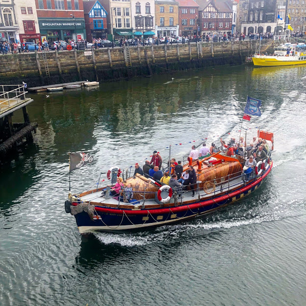 Whitby Boat Rides