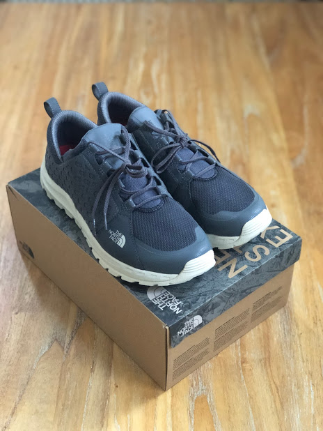 d61fc218a The North Face Men's Mountain Sneaker Walks And Walking