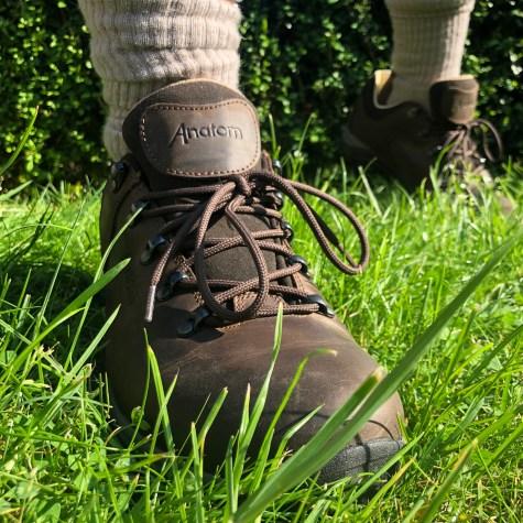 Anatom Q1 Braemar Ultralight Mens Walking Shoe