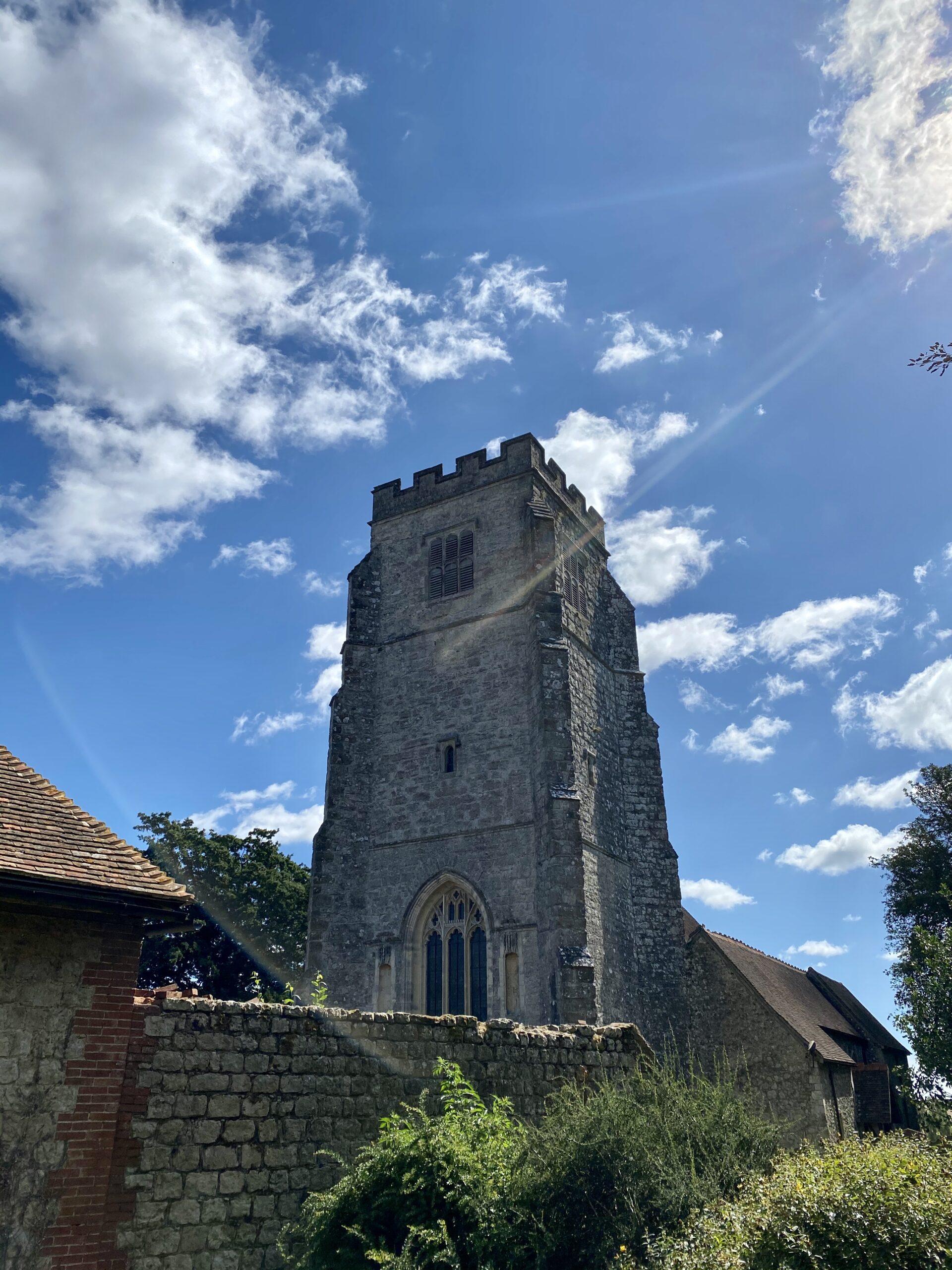 Aldington Church Kent