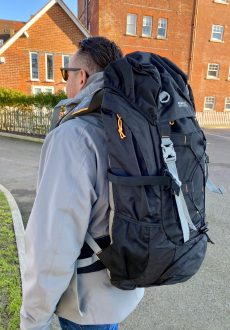 Regatta Survivor III 85 litre rucksack