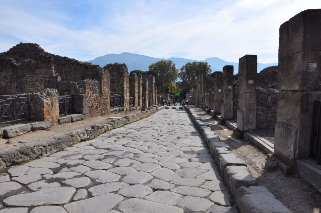 Pompeii is the one of the best day trips from Rome