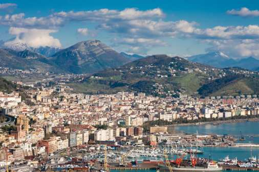 Salerno, the best alternative to Sorrento on the Amalfi coast