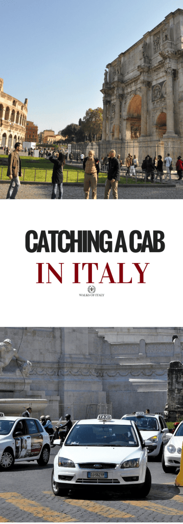 A guide to catching taxis in Italy without getting ripped off.