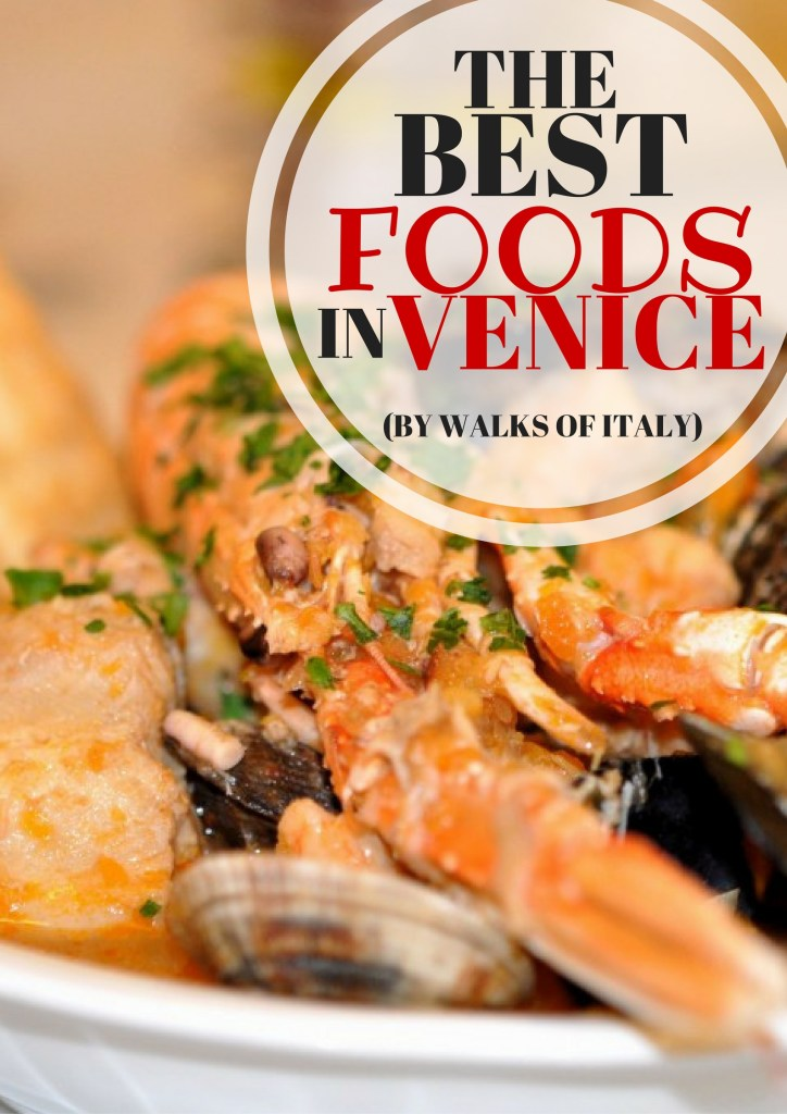 Venice has some incredible dishes that you need to try when you go. Here is a brief list of our favorite dishes.