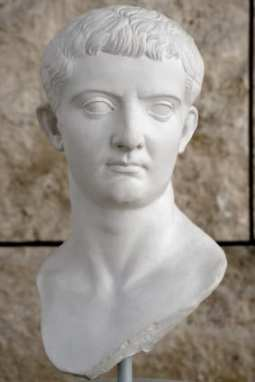 Emperor Tiberius, ruler of Roman empire