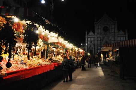 December In Cities Like Florence Comes With Perks Including Christmas Markets