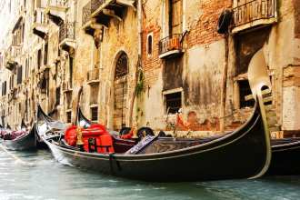 Decode the gondola of Venice!