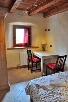 One budget accommodation option is a bed and breakfast