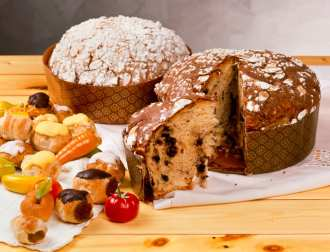 Milan dessert