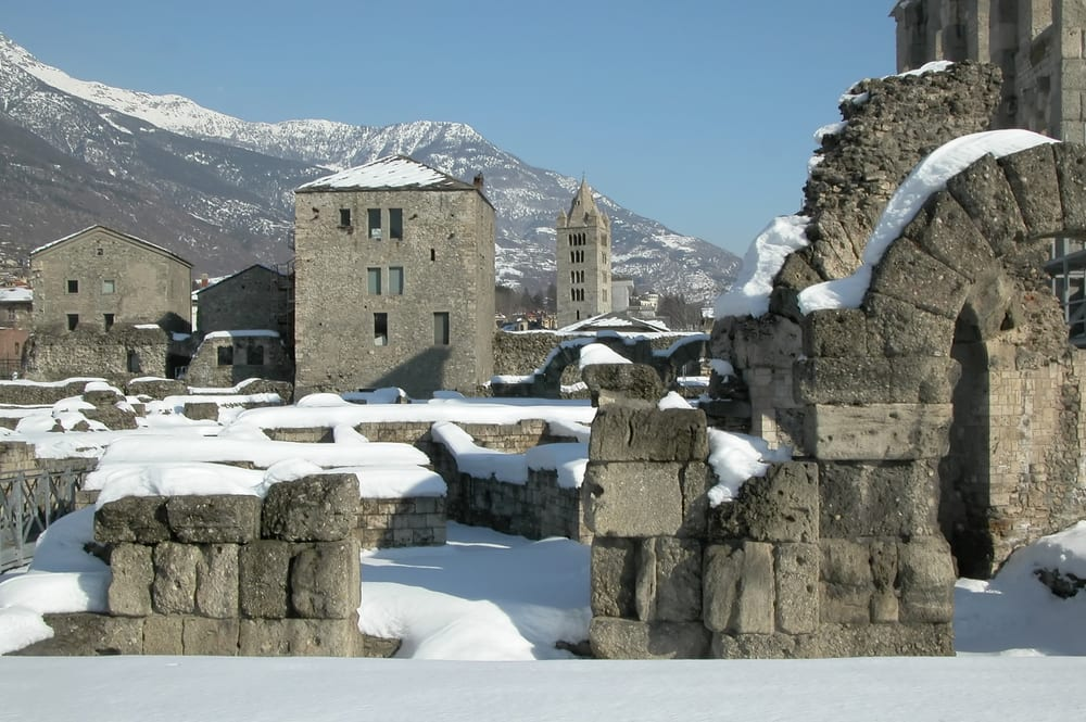 Winter Wonderlands Worth Visiting In Italy - Italy in the winter