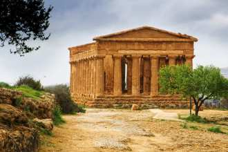One of the best ancient sites in Sicily