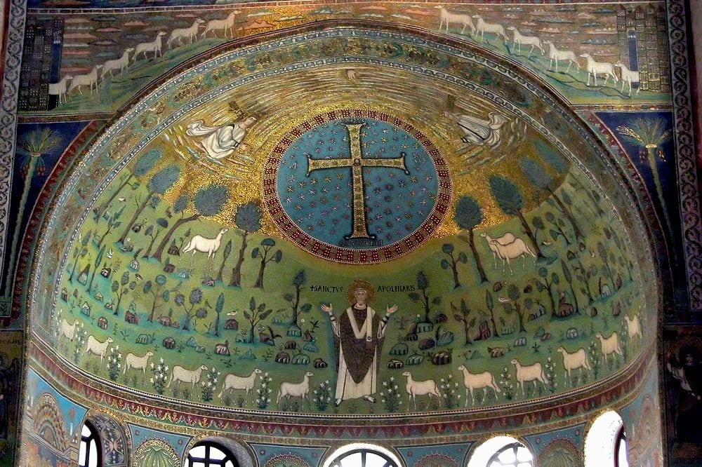Decoding Early Christian Symbols How To Read Mosaics In Italy