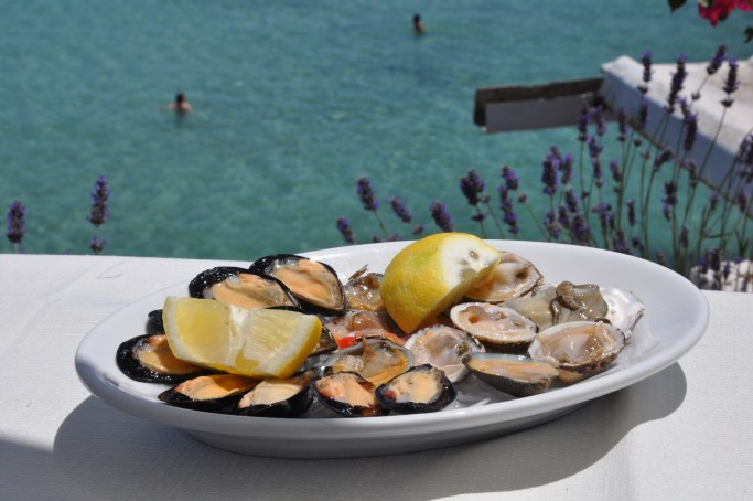 Sustainable shellfish in the Mediterranean
