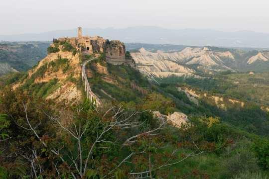 Beautiful town in Lazio