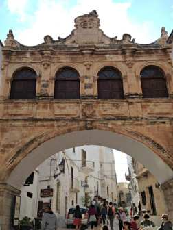 Itria Valley, Puglia - Ostuni - Bishops Palace