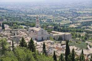 A favorite spot in the region of Umbria
