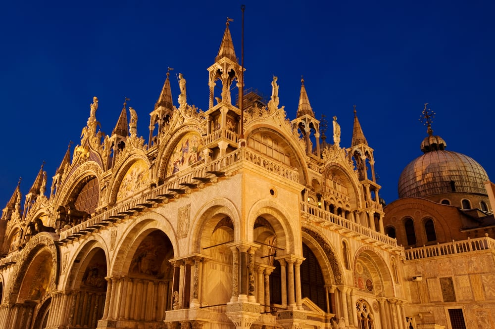 6 Fascinating Facts About St  Mark's Basilica